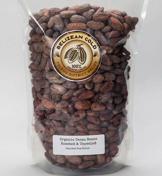 Organic Hand-Peeled Premium Cacao Beans